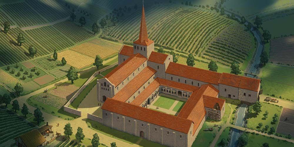 L'abbaye de Maizières : 900 ans d'histoire